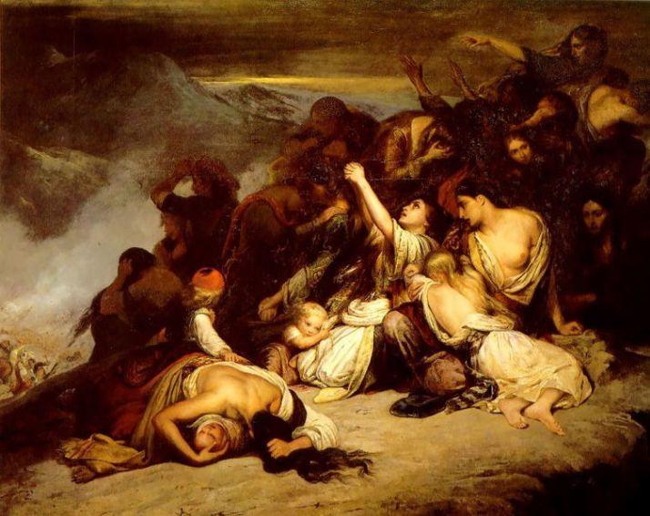 The_Souliot_Women_1827