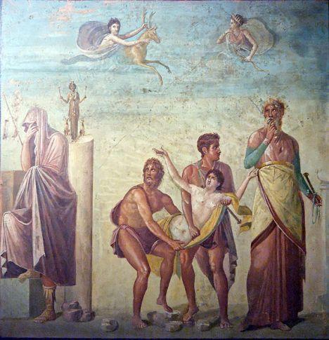 578px-Fresco_Iphigeneia_MAN_Naples
