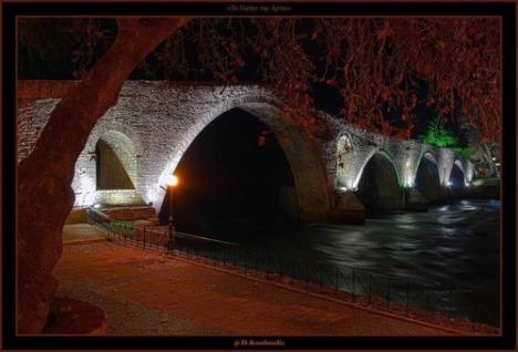 Το γεφύρι της Άρτας ~ the bridge of Arta
